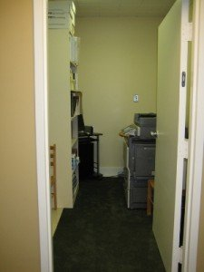 Law office storage, Organizing Associates, Inc.